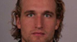 Jordan Hart, the son of an ex-Islanders stalwart