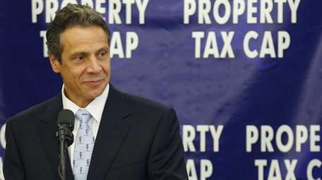 Andrew M. Cuomo, then attorney general, campaigns for