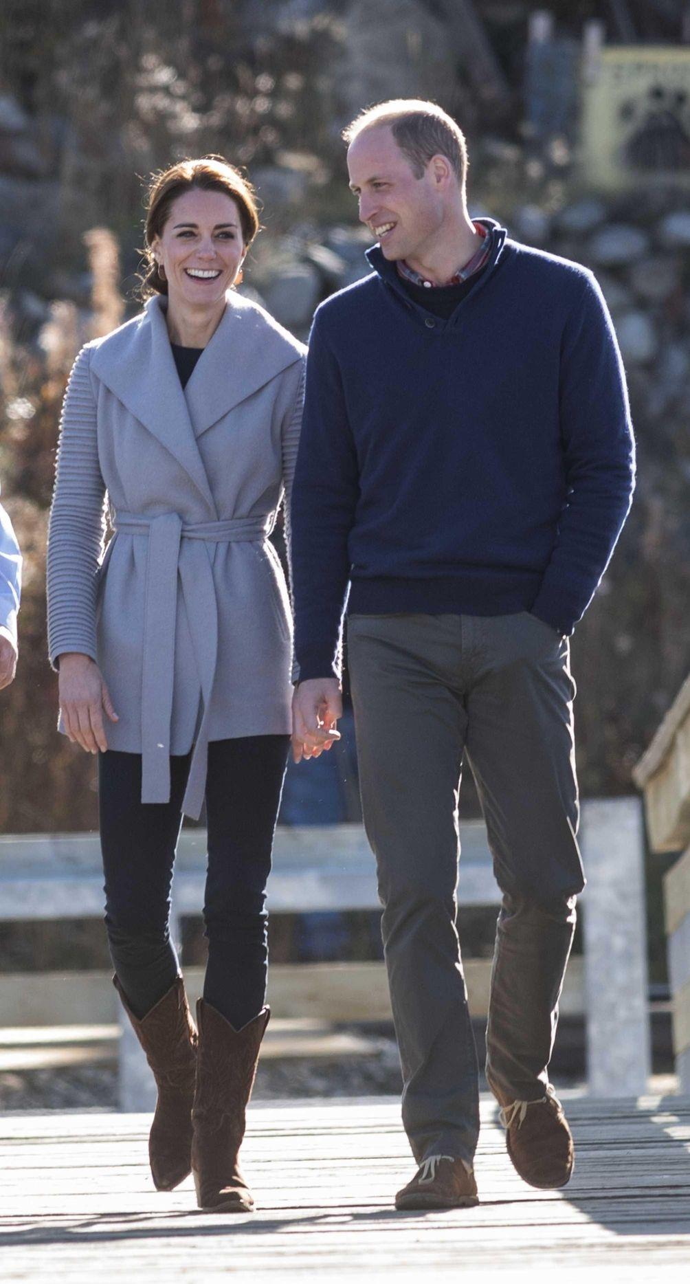 Prince William, Duke of Cambridge and Catherine, Duchess