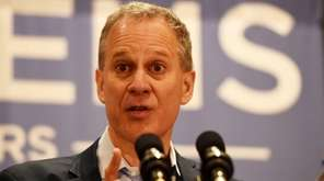 Eric T. Schneiderman, New York Attorney General, on