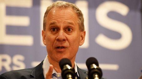 New York Attorney General Eric T. Schneiderman on