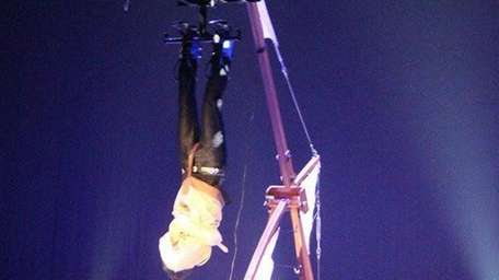 Eric Wilzig will perform at Suffolk Theater's Extreme