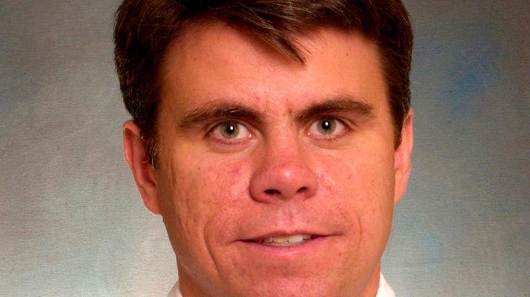 FDNY Battalion Chief Michael J. Fahy was killed