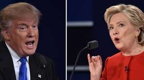 Donald Trump and Hillary Clinton fought over cybersecurity
