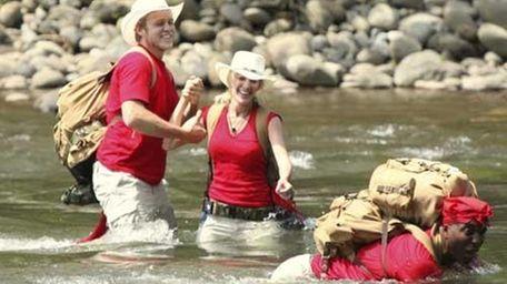 Spencer Pratt and Heidi Montag compete on 'I'm