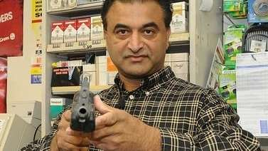 Mohammad Sohail, 62, shows how he turned the