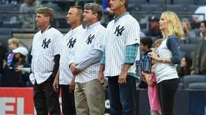 The sons of New York Yankees great Roger