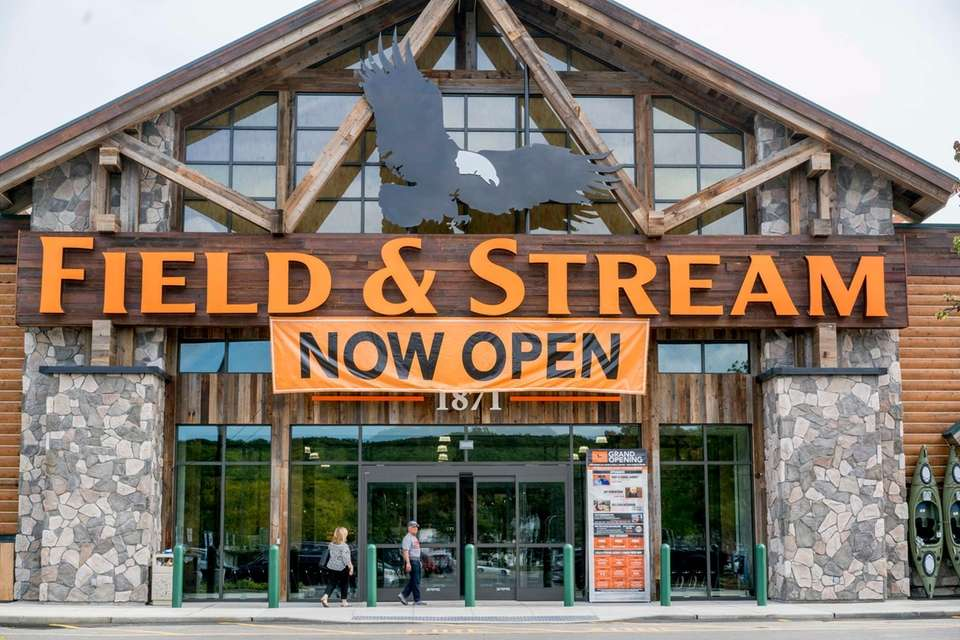 Outdoor retailer Field & Stream opened its first