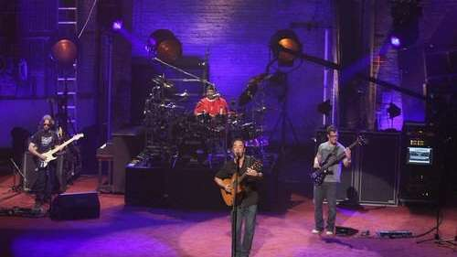 Musician Dave Matthews performs onstage at The Beacon