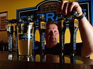 Barrage Brewing Co. in Farmingdale and more Long