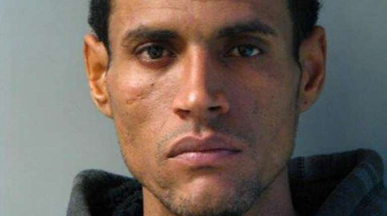 Issac Rodriguez-Quinones, 35, was arrested on Sunday, Oct.