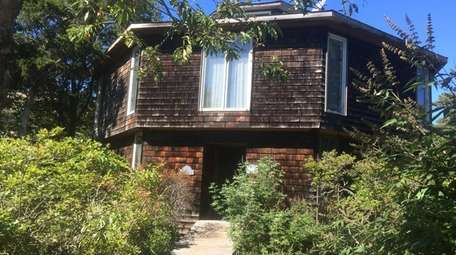 This Fire Island Pines residence is one of