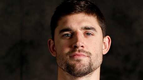 Brooklyn Nets' Joe Harris during media day at