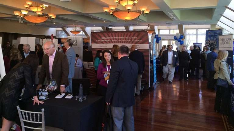 Trade Nassau, a one-day business-to-business trade show, will