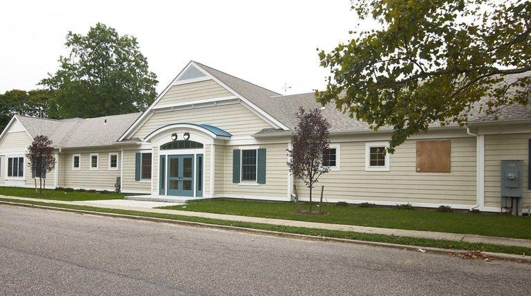 Head Start building in Wyandanch, Sept. 29, 2016.