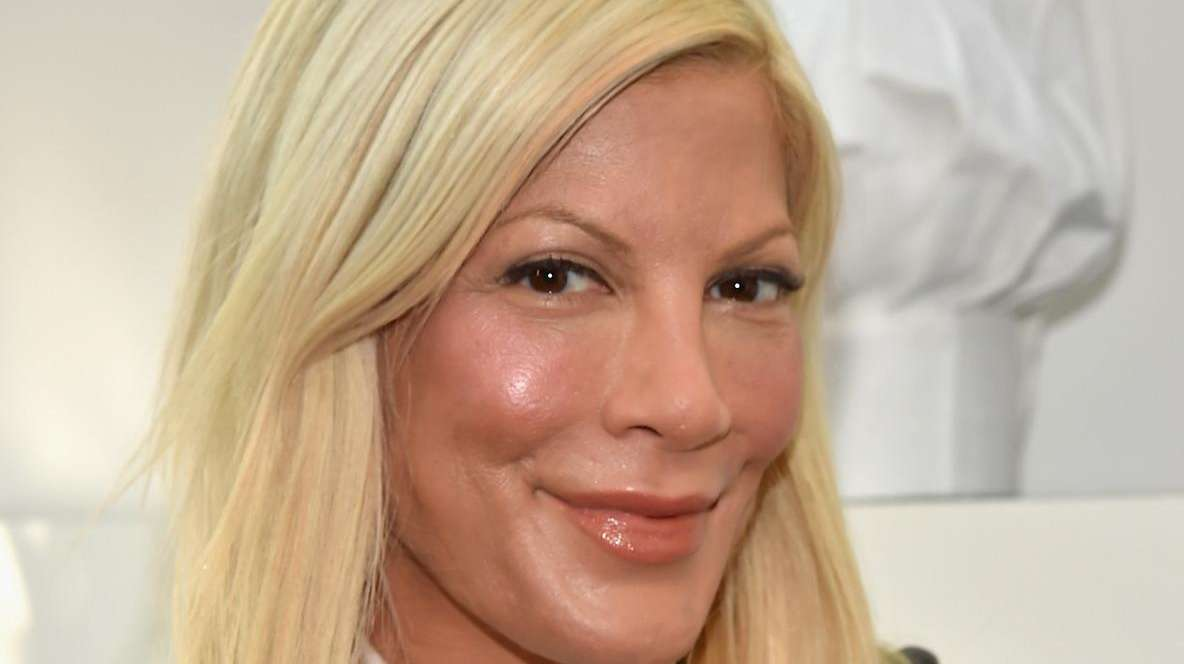 Tori Spelling, above in Culver City, Calif., in