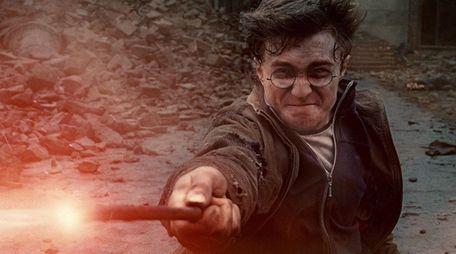 Daniel Radcliffe stars in 2011's