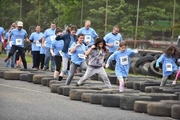 The HappyFest family obstacle course race is coming