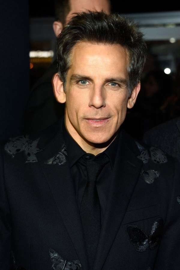 Ben Stiller attends the