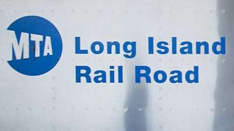 An LIRR train is shown on March 11,