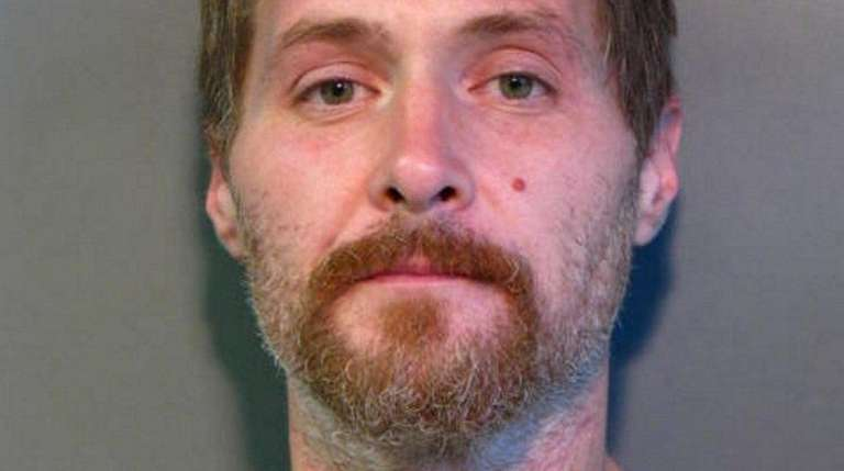 Timothy M. Smith, 39, of Roslyn Heights, was