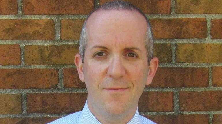 Chad Walerstein of Setauket has been appointed principal