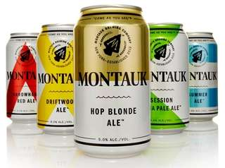 Montauk Brewing Company is among the first craft