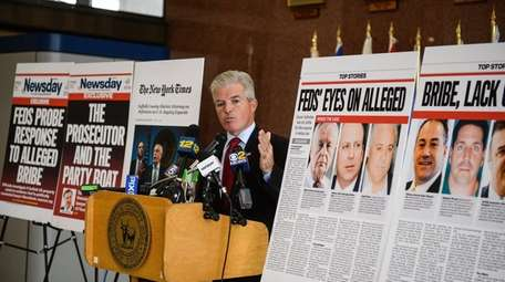 Suffolk Executive Steve Bellone calls for the release