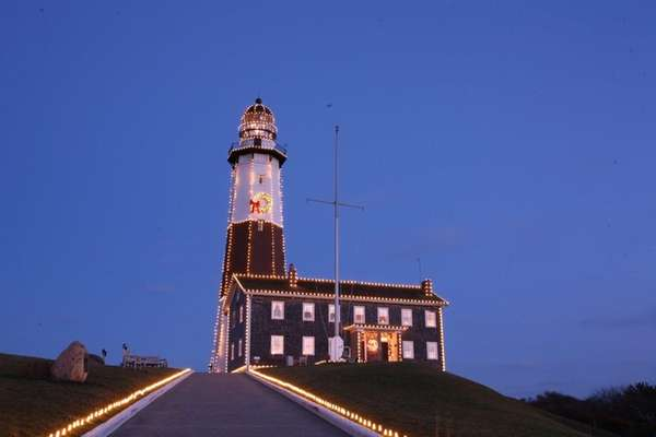 The Montauk Lighthouse, seen here in 2010, will