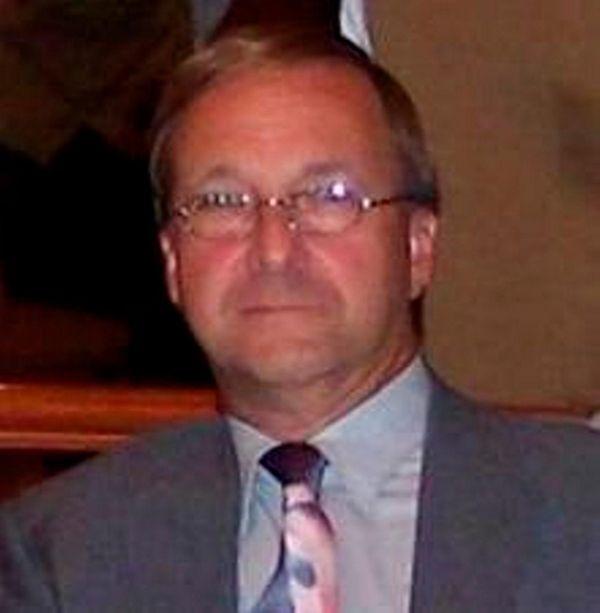 Former Mastic Beach mayor Paul Breschard is seen