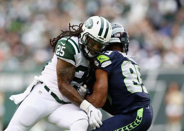 Calvin Pryor #25 of the New York Jets