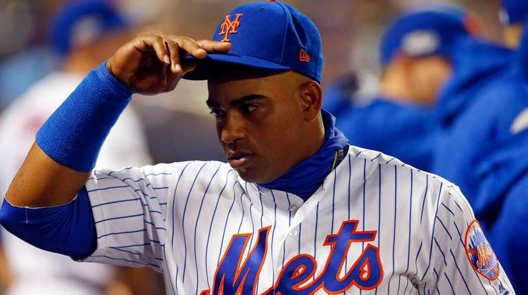 quality design a9e32 87aad Will Yoenis Cespedes be back with Mets in 2017? | Newsday