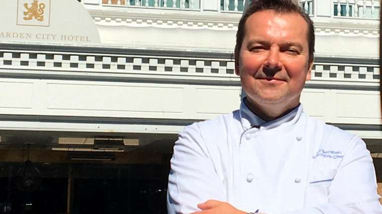Ari Nieminen is the new executive chef at