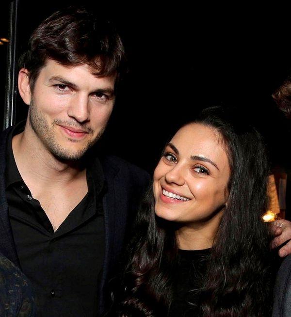 Ashton Kutcher and Mila Kunis are expecting their