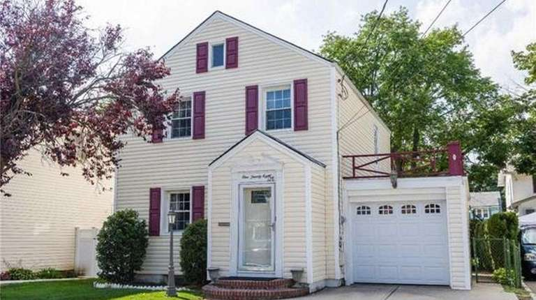 This Rockville Centre starter house is listed for