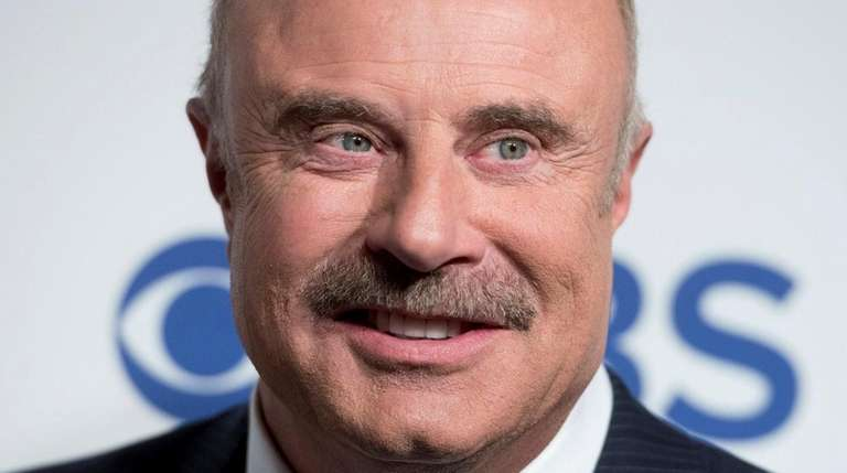 Dr. Phil McGraw tops Forbes' new list of