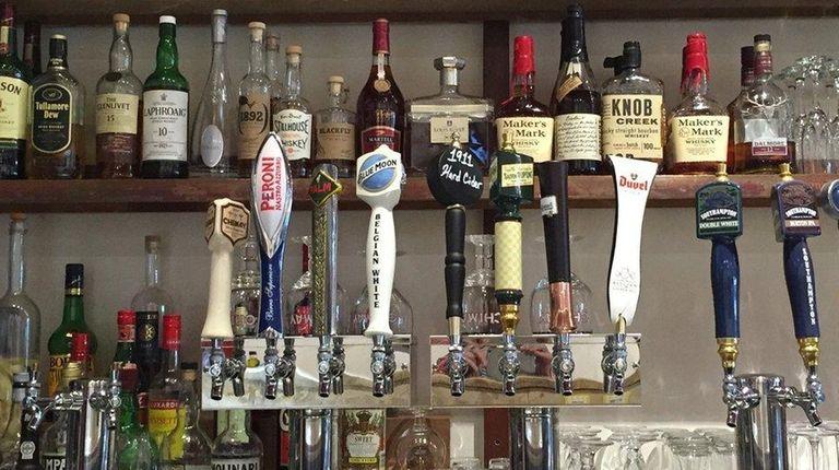 D'Latte Café in Greenport has added a full