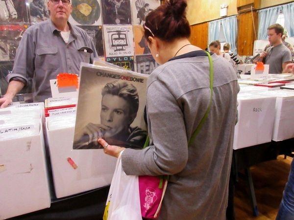 The Vinyl Revolution Record Show comes to Garden