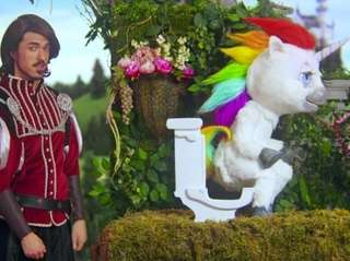 You've likely seen the Squatty Potty commercial, or