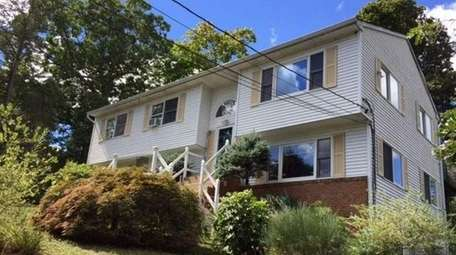 This Ronkonkoma Colonial, on the market for $384,990