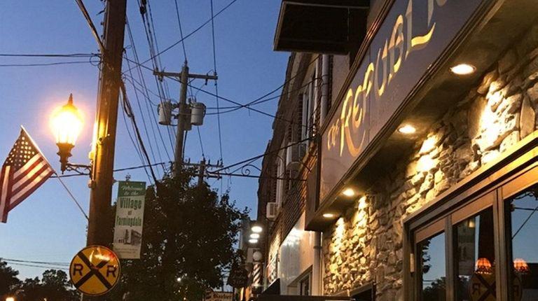 Farmingdale's Main Street is no longer a strip