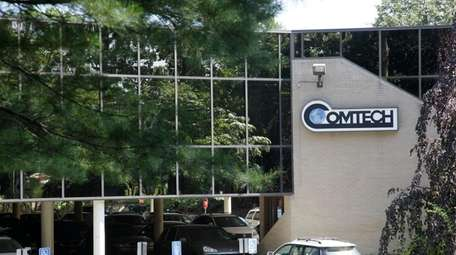 Comtech Telecommunications Corp. reported sharply higher fourth quarter
