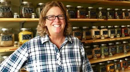 Patty Kaczmarczyk's Cheese & Spice Market is located