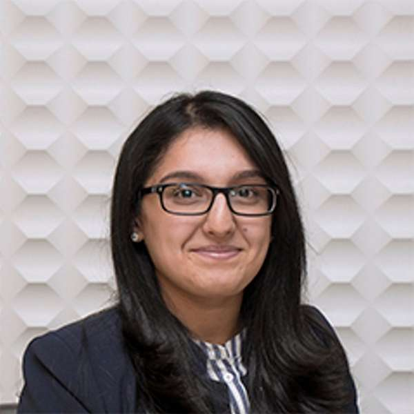 Rabab Zia of Valley Stream has been hired