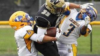 Christian Fredericks #1 of the Lawrence Golden Tornadoes