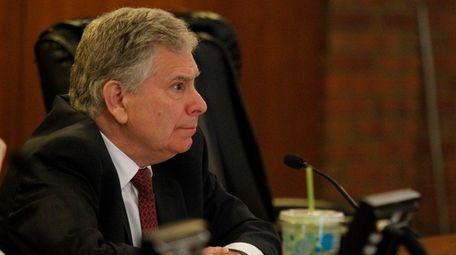 Fred Parola, head of the Hempstead IDA ,