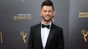 Dancer-choreographer Travis Wall also has a reality TV