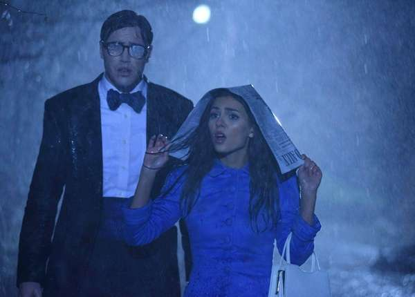 Ryan McCartan and Victoria Justice in