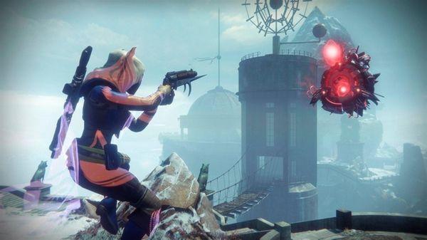 Destiny: Rise of Iron follows Lord Saladin, who