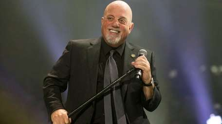 Billy Joel, who played the final concert at